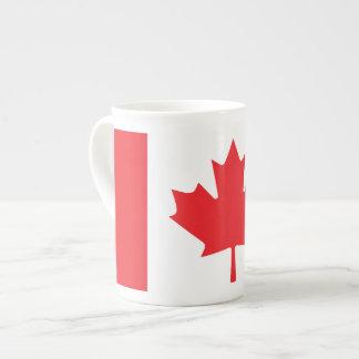 Drapeau canadien mug