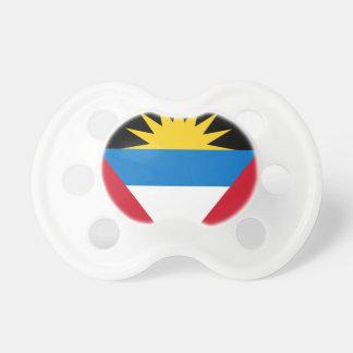 Drapeau d'Antigua-et-Barbuda Tétine