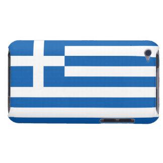 Drapeau de cas de contact de la Grèce iPod Étui iPod Touch