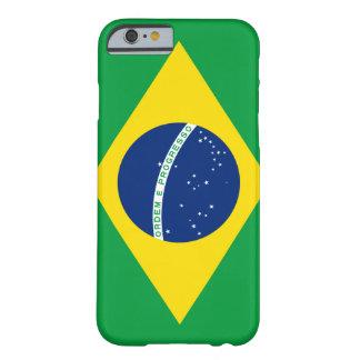 Drapeau de cas de l'iPhone 6 du Brésil