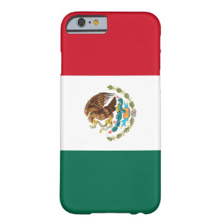 Drapeau de cas de l'iPhone 6 du Mexique
