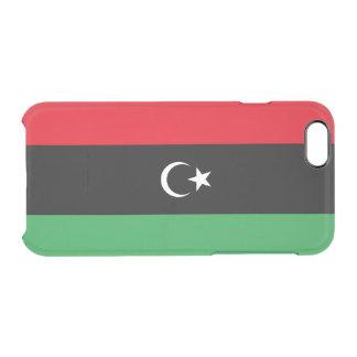 Drapeau de coque iphone clair de la Libye