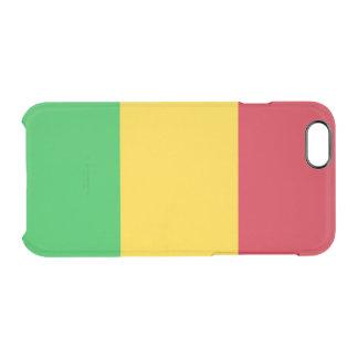 Drapeau de coque iphone clair du Mali