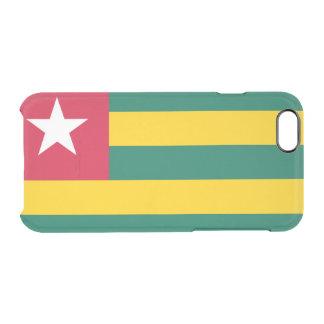 Drapeau de coque iphone clair du Togo