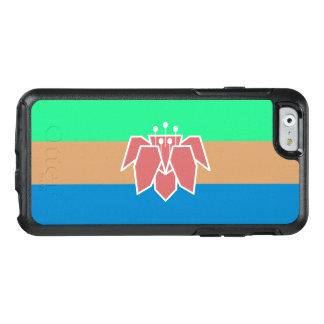 Drapeau de coque iphone de Cantonia OtterBox