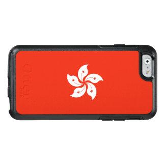 Drapeau de coque iphone de Hong Kong OtterBox