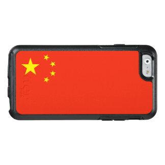 Drapeau de coque iphone de la Chine OtterBox