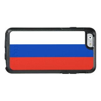 Drapeau de coque iphone de la Russie OtterBox