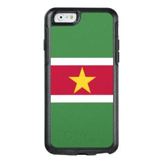 Drapeau de coque iphone du Surinam OtterBox