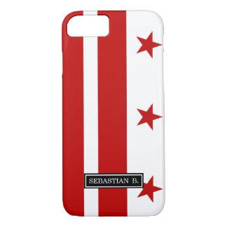 Drapeau de DC de Washington Coque iPhone 7