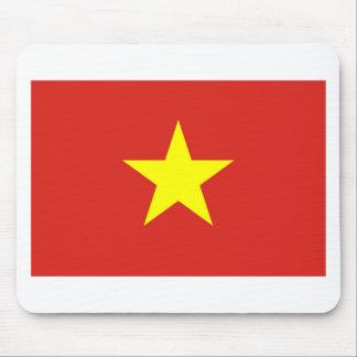 Drapeau de kỳ Việt Nam du Vietnam - de Quốc Tapis De Souris