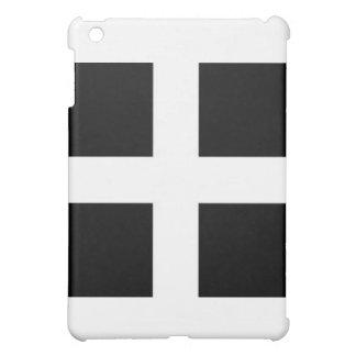drapeau de kernow des Cornouailles de cornishslang Coque iPad Mini