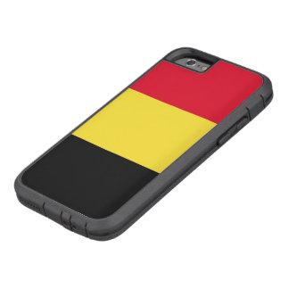 Drapeau de la Belgique Coque Tough Xtreme iPhone 6