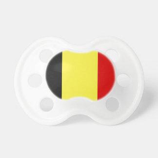Drapeau de la Belgique Sucettes Pour Bébé