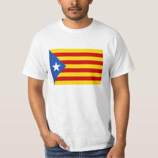 drapeau de la Catalogne T-shirt