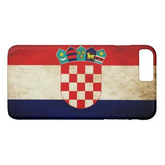 Drapeau de la Croatie Coque iPhone 7 Plus