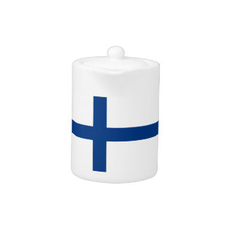 Drapeau de la Finlande