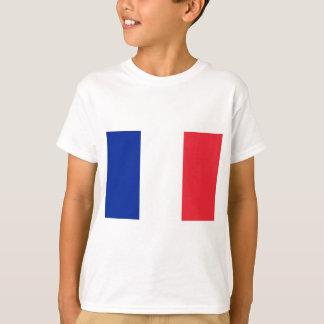 Drapeau de la France ; Drapeau français, La France T-shirt