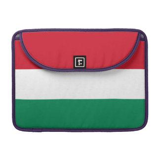 Drapeau de la Hongrie Poches Pour Macbook Pro