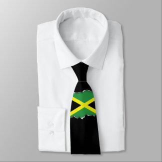 Drapeau de la Jamaïque Cravate