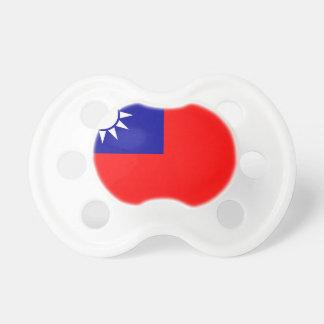 Drapeau de la République de Chine (Taïwan) - Tétines