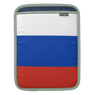 Drapeau de la Russie - ФлагРоссии - Триколор Poches Pour iPad