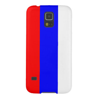 Drapeau de la Russie Protection Galaxy S5