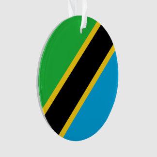 Drapeau de la Tanzanie