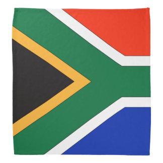 Drapeau de l'Afrique du Sud Bandana