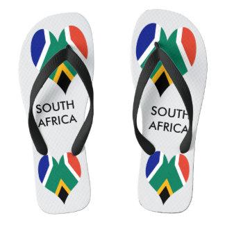Drapeau de l'Afrique du Sud Bokke Tongs