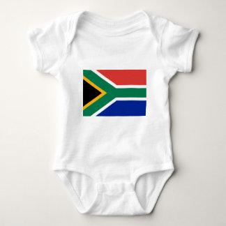 Drapeau de l'Afrique du Sud Tee Shirts