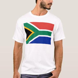 Drapeau de l'Afrique du Sud - Vlag van Suid-Afrika T-shirt