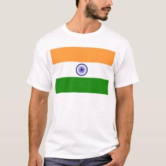 Drapeau de l'Inde - तिरंगा - भारतकाध्वज T-shirt
