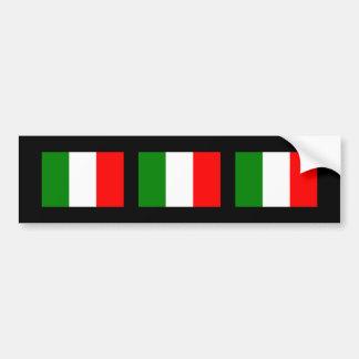 Drapeau de l'Italie Adhésifs Pour Voiture