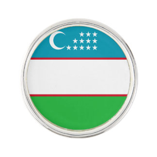 Drapeau de l'Ouzbékistan Pin's