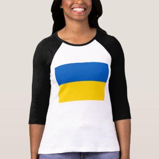 Drapeau de l'Ukraine T-shirt