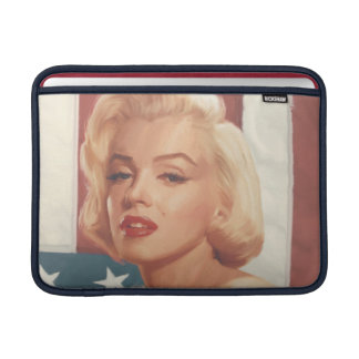 Drapeau de Marilyn Poche Macbook