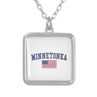 Drapeau de Minnetonka USA Collier