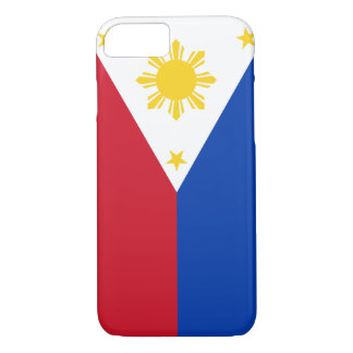 Drapeau de Philippines Coque iPhone 7