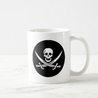 Drapeau de pirate mug