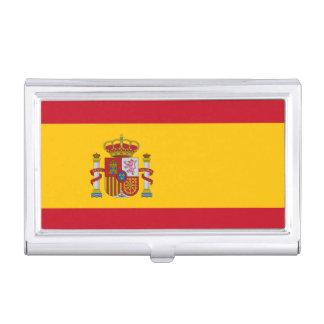 Drapeau de porte-cartes de carte de visite de porte-cartes de visite
