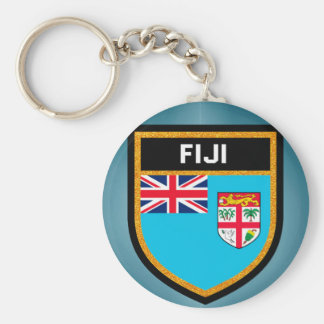 Drapeau des Fidji Porte-clés