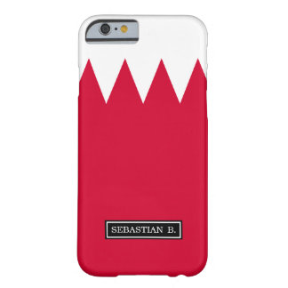Drapeau du Bahrain Coque Barely There iPhone 6