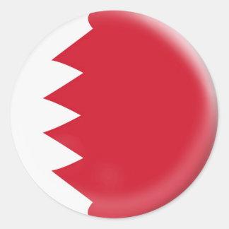 drapeau du Bahrain de 20 petit autocollants