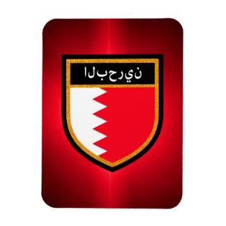 Drapeau du Bahrain Magnet Flexible