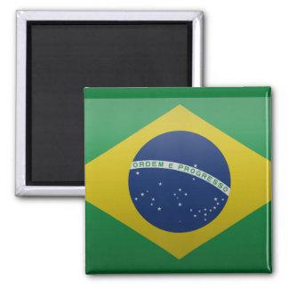 Drapeau du Brésil Aimant