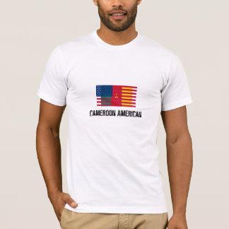Drapeau du Cameroun Amérique de T-shirt