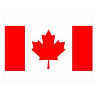 Drapeau du Canada Cartes Postales
