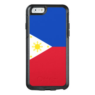 Drapeau du coque iphone de Philippines OtterBox