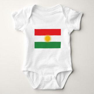 Drapeau du Kurdistan (le Kurdistan ou l'Alaya Body